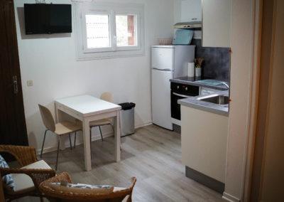 location studio 1 ou 2 personnes à Eugénie-les-Bains