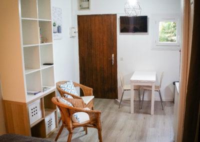 appartement calme et lumineux à Eugénie-les-Bains