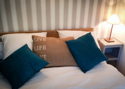 lit confortable Studio cure Eugénie-les-Bains